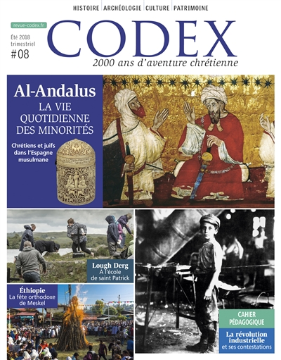 CODEX N08 AL ANDALOUS